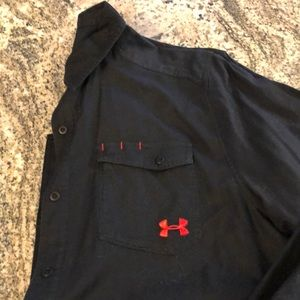Button down Under Armour